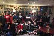 Marines put rugby youngsters through their paces
