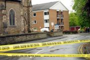 Urmston shooting arrest teen bailed