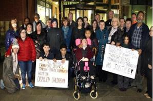 SOS Trafford to stage protest against Brentwood transport withdrawal at Trafford Town Hall