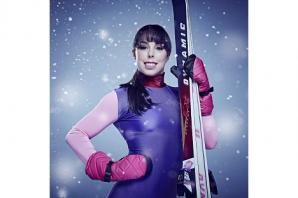 The Jump's Beth Tweddle walks 'a few steps' after neck surgery